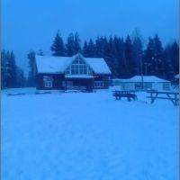 Лыжная база, Верхошижемье