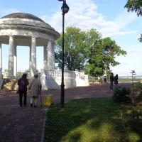Александровский сад 1835г., Киров