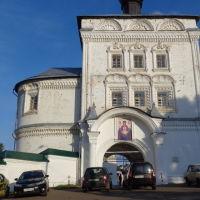 Трифонов монастырь 1580г., Киров