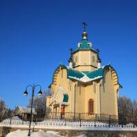 Федоровская церковь в г. Кирове, Киров
