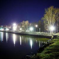 Набережная пруда, Омутнинск