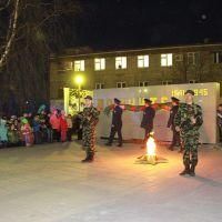 Памятник Павшим в Великую Отечественную войну, Омутнинск