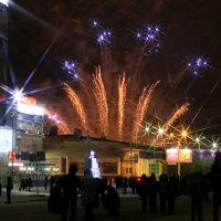 Новый 2016 год, Воркута