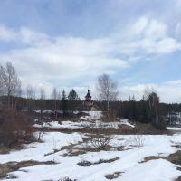 Храм в Акиме, Сосногорск