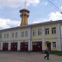 Пожарная колонча, Галич