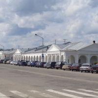 Нижние торговые ряды, Галич