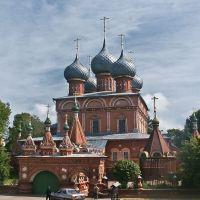 Храм. Костром, Кострома