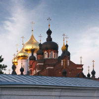 Монастырь. Костром, Кострома