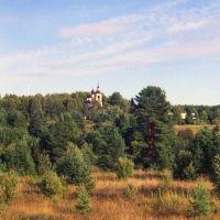 село ВАСИКОВКА  Парфеньевский р-н (90е гг), Парфентьево