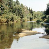 река НЕЯ  Парфеньевский р-н, Парфентьево
