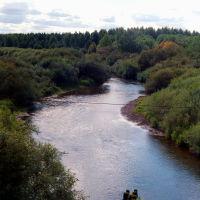 река НЕЯ.   Парфеньево, Парфентьево