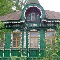 Дом резчика, Солигалич
