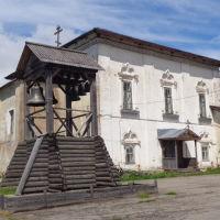 ц. Николая чудотворца 1694г., Солигалич