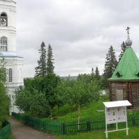 Авраамиево-Городецкий монастырь, Чухлома