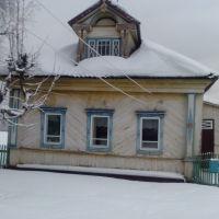 Дом на ул. Загородная д.18, Чухлома