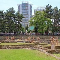 "Анапа, музей ""Горгиппия"", июнь 2019 г., Анапа"
