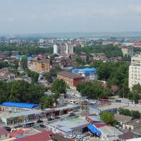 Анапа. Вид на город. Июнь 2019 г., Анапа