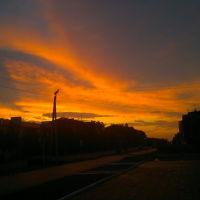 Летний вечер, Белореченск