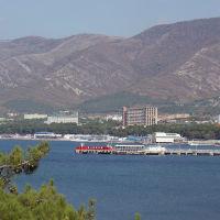 Геленджикская бухта, Геленджик
