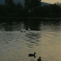 Озеро., Горячий Ключ