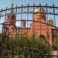 Владимирская церковь, Кореновск