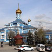 Успенский храм Новороссийска, Новороссийск