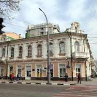 Городская библиотека им. Баллиона, Новороссийск