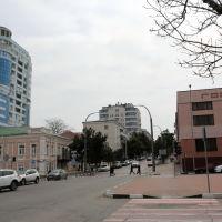 Улица Советов возле центробанка, Новороссийск