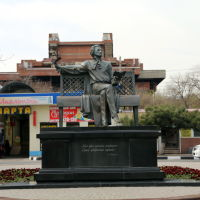 Памятник А.С. Пушкину, Новороссийск