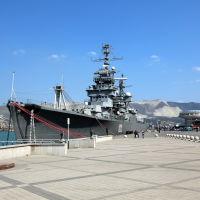 """Крейсер-музей """"Адмирал Нахимов"""". Апрель 2019, Новороссийск"""
