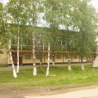 Здание бывшего универмага, Артемовск