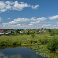 Река Тюхтетка, Тюхтет