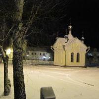 успенская площадь, Далматово