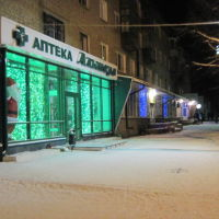 улица попова, Далматово