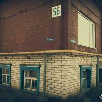 Улица Ленина дом 56,где жил великий поп, Шадринск
