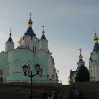 монастырь Курской коренной Б.М., Курск