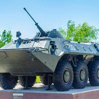 Бронетранспортёр БТР-70, Курск