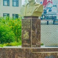 памятник Г.К. Жукову., Курск