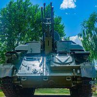 Зенитная самоходная установка Шилка ЗСУ-23-4, Курск