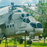 Вертолёт Ми-24, Курск