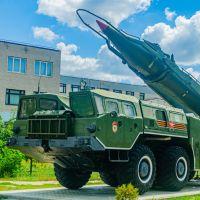 Пусковая установка 9П117, Курск