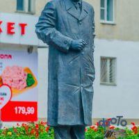 Том Петрович Николаев., Курчатов