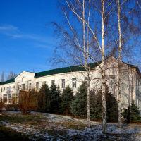Детская больница на Пионерской ул., Грязи