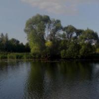 река Байгора у комбината, Грязи