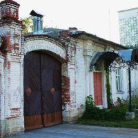 Ворота., Задонск