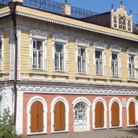 старый купеческий дом, Йошкар-Ола