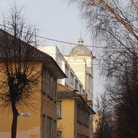 Ленинский проспект, остановка ул. Рябинина, Йошкар-Ола