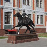 Памятник Елизавете Петровне. Йошкар-Ола, Йошкар-Ола