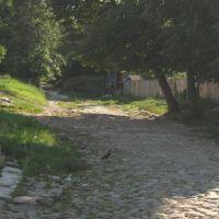 Древние мощёные улицы, Козьмодемьянск