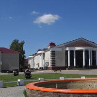 Центральная площадь. Атяшево, Атяшево